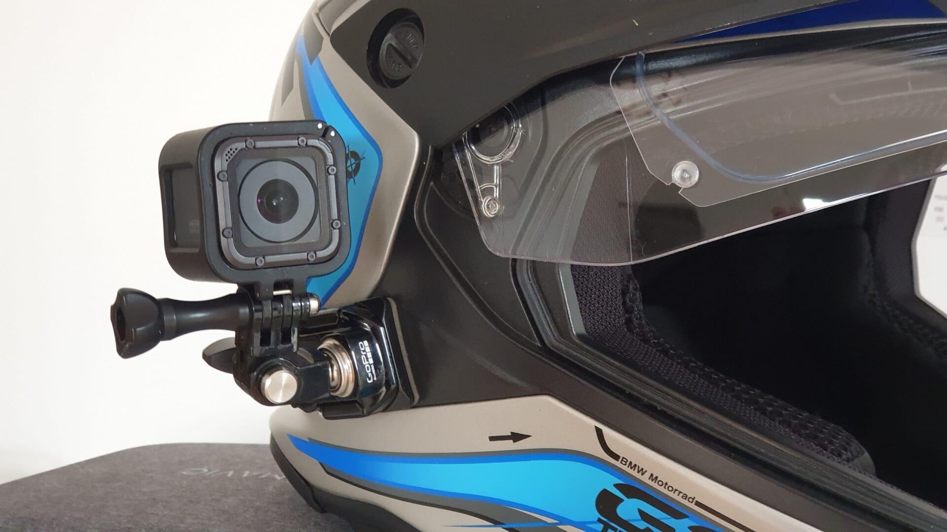 GoPro Helmhalterung