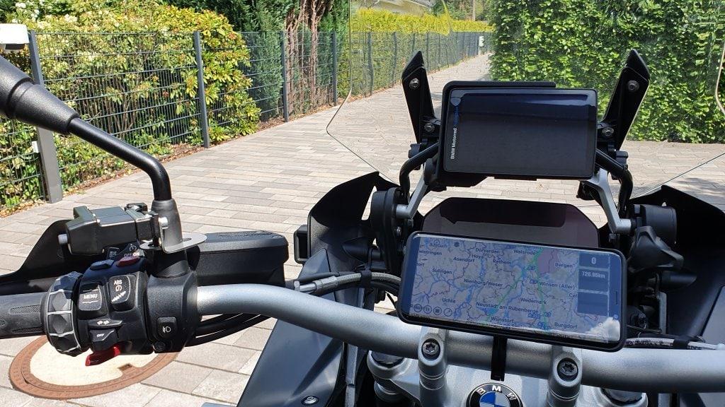 Carpeiter CI Control with Dashboard R1200GS