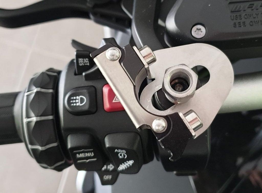 Carpeiter CI Control Mirror Holder