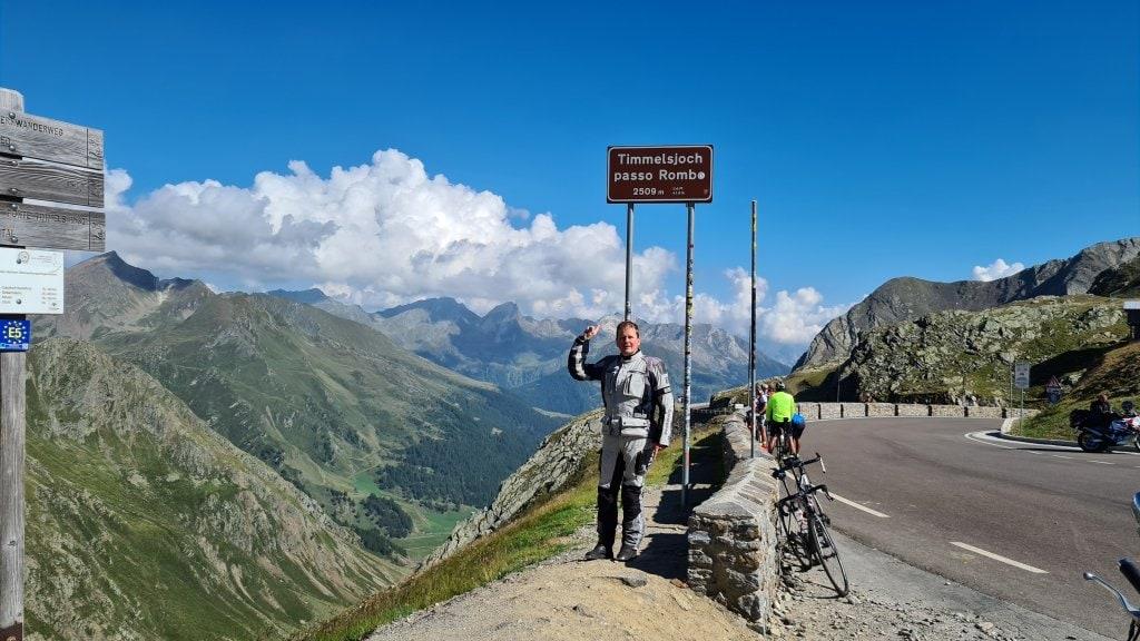 Timmelsjoch, 2509 m