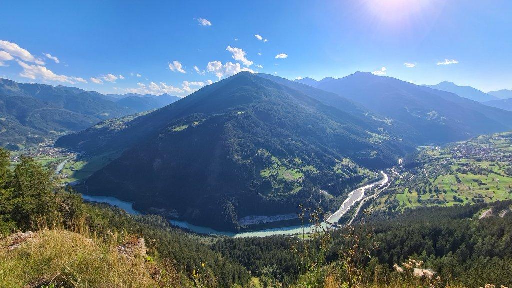 Gacher Blick, 1566 m