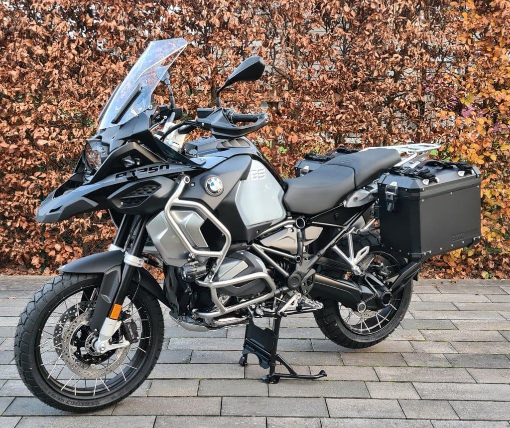 BMW R1250 GS Adventure Triple Black Modell 2021