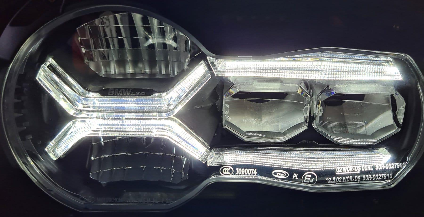 Frontscheinwerfer BMW R1250GS 21
