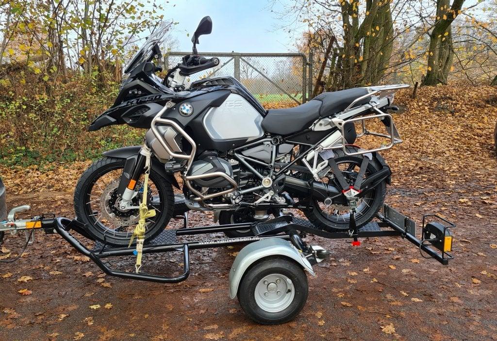 Abholung BMW R1250 GS Adventure
