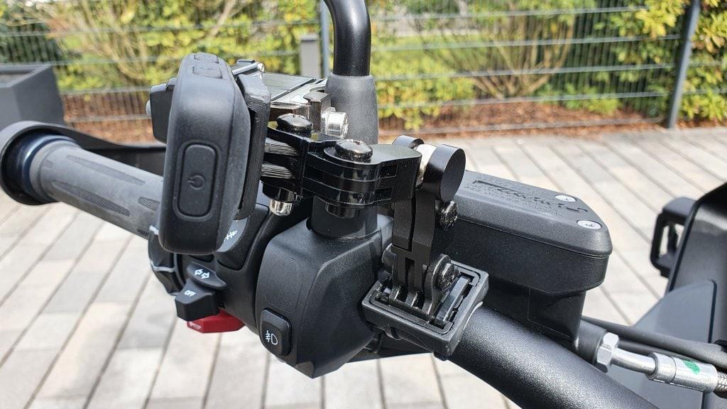 Vertikale Montage HoWo Mount für GoPro ARMTE-003