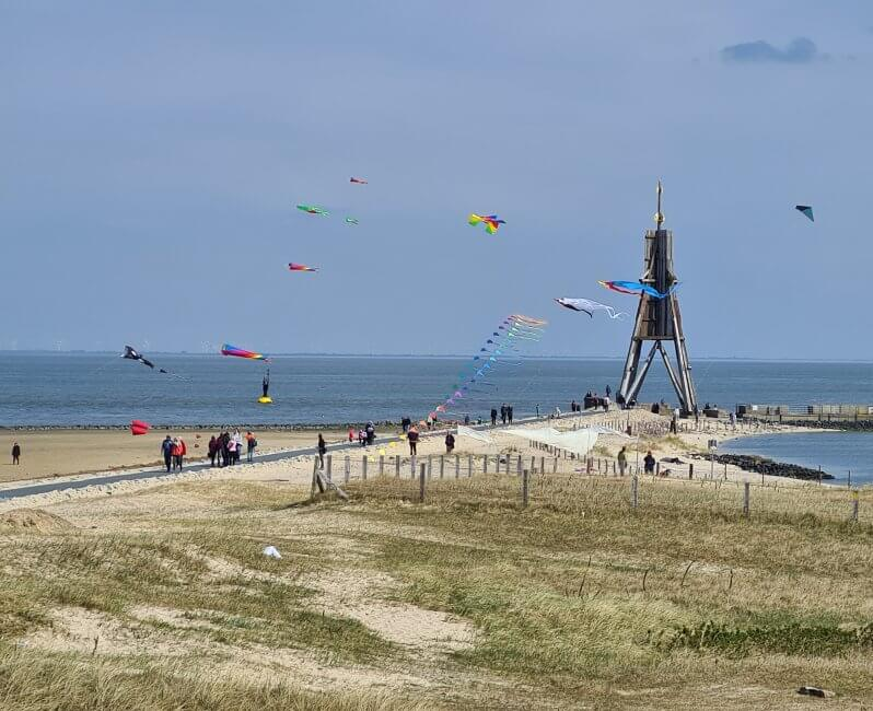Cuxhaven Kugelbake