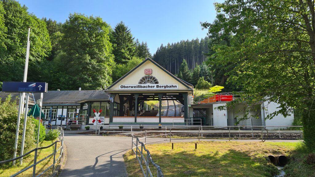 Oberweißerbacher Bergbahn